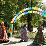 Детская благотворительная ярмарка-11