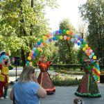 Детская благотворительная ярмарка-110