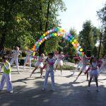 Детская благотворительная ярмарка-115