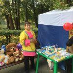 Детская благотворительная ярмарка-124
