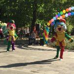 Детская благотворительная ярмарка-133