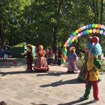 Детская благотворительная ярмарка-136