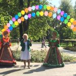 Детская благотворительная ярмарка-137