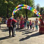 Детская благотворительная ярмарка-147