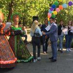 Детская благотворительная ярмарка-187