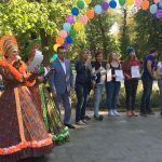 Детская благотворительная ярмарка-188