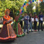 Детская благотворительная ярмарка-195