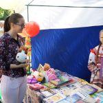 Детская благотворительная ярмарка-40