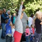 Детская благотворительная ярмарка-74