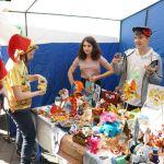 Детская благотворительная ярмарка-9