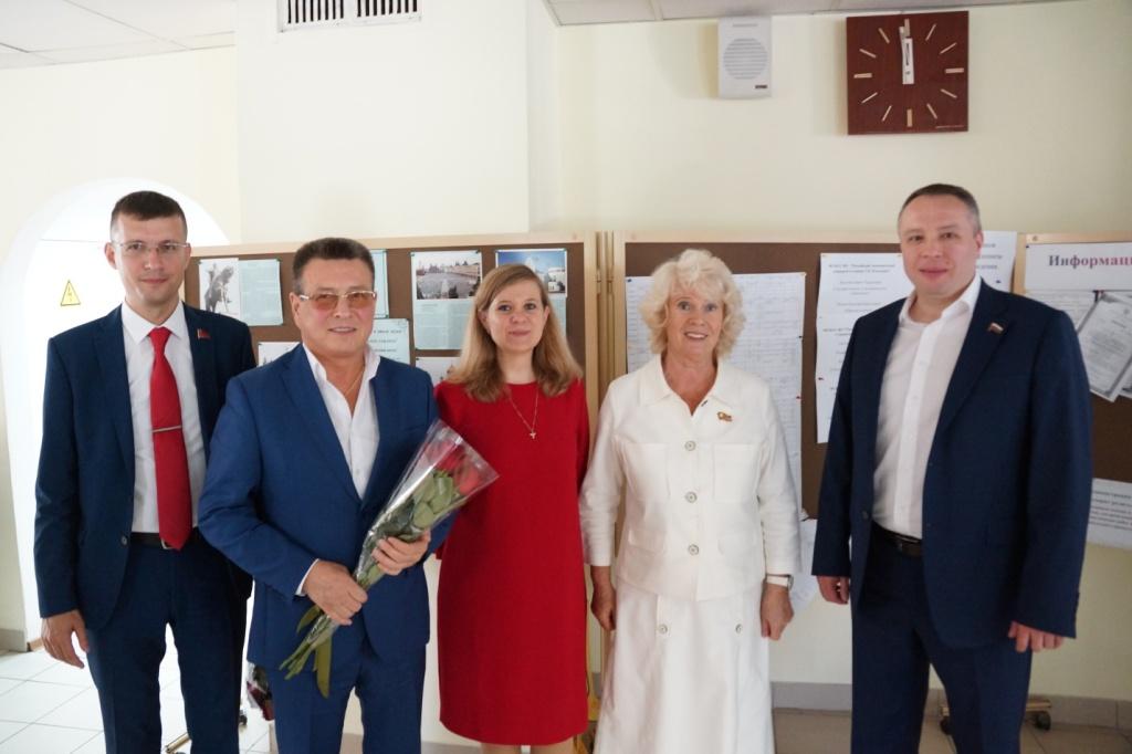 День знаний в Лефортово